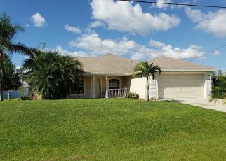 Foreclosed Home in Cape Coral 33993 NW 1ST ST - Property ID: 4321803615