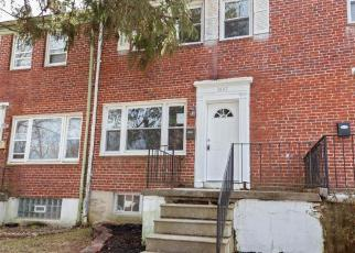 Foreclosed Home in Baltimore 21239 WADSWORTH WAY - Property ID: 4322677813