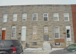 Foreclosed Home in Baltimore 21223 S PAYSON ST - Property ID: 4322679111