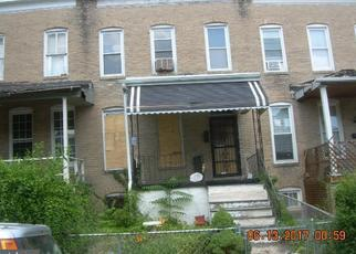 Foreclosed Home in Baltimore 21215 BOARMAN AVE - Property ID: 4322708915