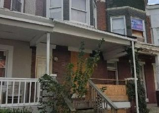 Foreclosed Home in Baltimore 21216 GRAYSON ST - Property ID: 4322722930