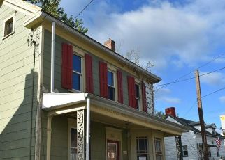 Foreclosed Home in Hagerstown 21740 JEFFERSON ST - Property ID: 4323157833