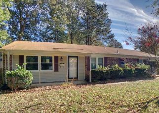 Foreclosed Home in Virginia Beach 23452 WESTCHESTER CIR - Property ID: 4323180152