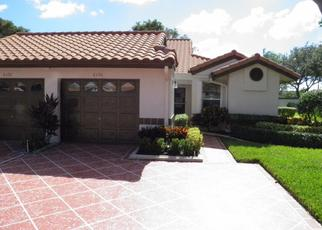 Foreclosed Home in Delray Beach 33484 MILL POINTE CIR - Property ID: 4323435951