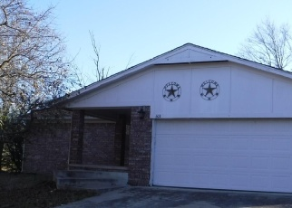 Foreclosed Home in Bristow 74010 COUNTRY CLUB DR - Property ID: 4323464857
