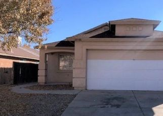 Foreclosed Home in Albuquerque 87121 LOST ARROWHEAD AVE SW - Property ID: 4323560319