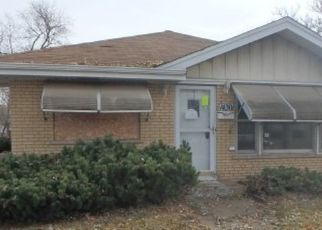 Foreclosed Home in Dolton 60419 ELLIS AVE - Property ID: 4323847637