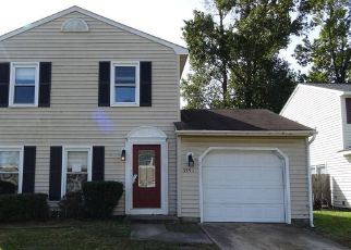 Foreclosed Home in Virginia Beach 23462 MARVELL RD - Property ID: 4324139770