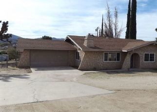 Foreclosed Home in Yucca Valley 92284 SAINT MARYS DR - Property ID: 4324502405