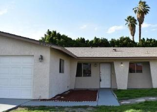 Foreclosed Home in Cathedral City 92234 MCCALLUM WAY - Property ID: 4324510281