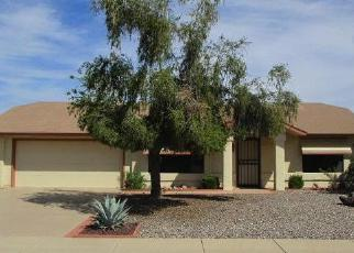Foreclosed Home in Sun City West 85375 W TARTAN DR - Property ID: 4325338500