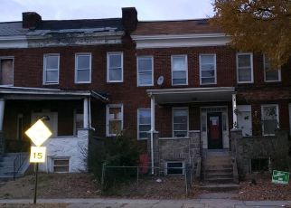 Foreclosed Home in Baltimore 21217 PRESSTMAN ST - Property ID: 4325718214
