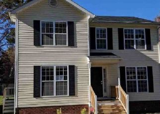 Foreclosed Home in Sandston 23150 DEFENSE AVE - Property ID: 4326123348