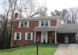 Foreclosed Home in Fort Washington 20744 CALHOUN ST - Property ID: 4326228458