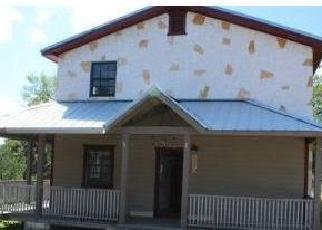 Foreclosed Home in Pipe Creek 78063 PROSPECT HILL RD - Property ID: 4326498700