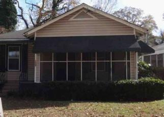 Foreclosed Home in Atlanta 30314 MARTIN LUTHER KING JR DR SW - Property ID: 4327186754