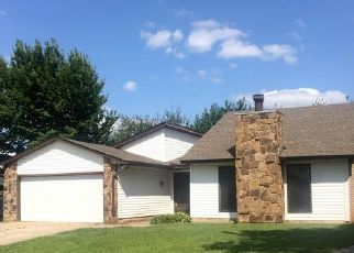 Foreclosed Home in Oklahoma City 73132 N SHANNON AVE - Property ID: 4327656251