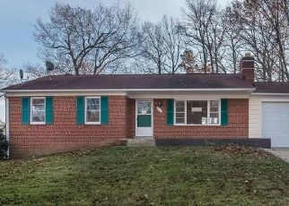 Foreclosed Home in Glenn Dale 20769 AUGUSTA DR - Property ID: 4328175252