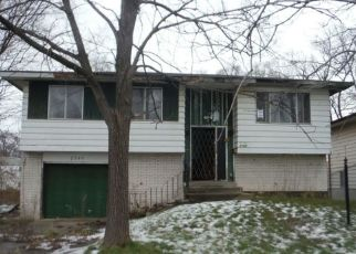 Foreclosed Home in Gary 46407 JACKSON ST - Property ID: 4328376729