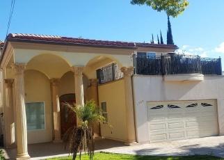 Foreclosed Home in Burbank 91501 E PROVIDENCIA AVE - Property ID: 4328727547