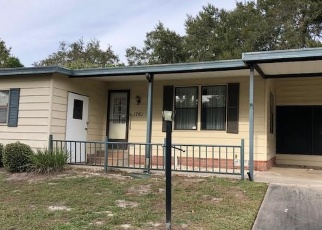 Foreclosed Home in Lady Lake 32159 W SCHWARTZ BLVD - Property ID: 4329175143