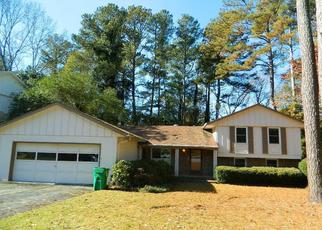 Foreclosed Home in Stone Mountain 30083 BIRCH RIDGE CT - Property ID: 4329237793