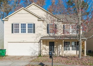 Foreclosed Home in Charlotte 28262 TREEFROG CT - Property ID: 4330410229