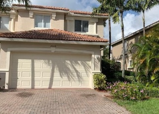 Foreclosed Home in West Palm Beach 33404 OAKHURST WAY - Property ID: 4330985742