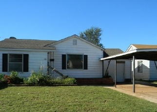 Foreclosed Home in Elk City 73644 THORNTON LN - Property ID: 4331392162