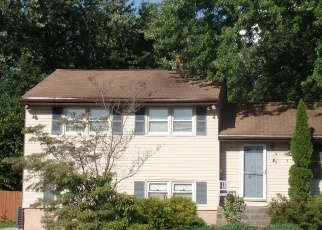 Foreclosed Home in Gibbsboro 08026 WINDING WAY - Property ID: 4332017157