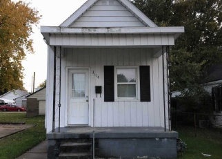 Foreclosed Home in Evansville 47712 MARION AVE - Property ID: 4332121846