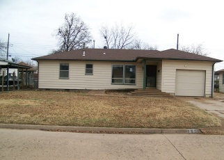 Foreclosed Home in Enid 73701 W PALM ST - Property ID: 4332145489