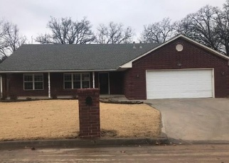 Foreclosed Home in Tecumseh 74873 W WASHINGTON CIR - Property ID: 4332151178