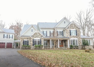 Foreclosed Home in Leesburg 20176 RIVERLOOK CT - Property ID: 4332362281