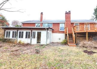 Foreclosed Home in Roanoke 24018 OVERBROOK DR - Property ID: 4332571191