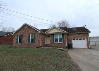 Foreclosed Home in Clarksville 37042 S JORDAN DR - Property ID: 4332748582