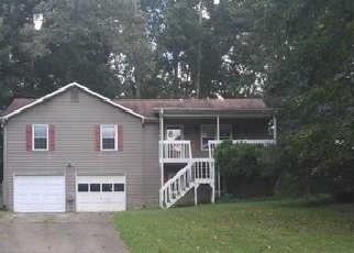 Foreclosed Home in Powder Springs 30127 INDIAN CREEK DR - Property ID: 4333081890