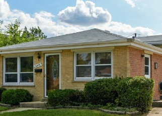 Foreclosed Home in Oak Forest 60452 ROY ST - Property ID: 4333311374
