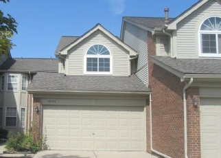 Foreclosed Home in Riverview 48193 HILLTOP CIR - Property ID: 4333526421