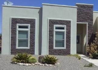 Foreclosed Home in Santa Teresa 88008 N APACHE GOLD LOOP - Property ID: 4333683657