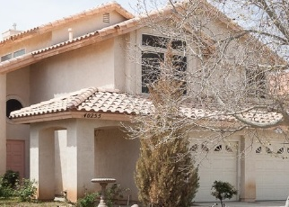 Foreclosed Home in Palmdale 93551 PALMETTO DR - Property ID: 4333790522