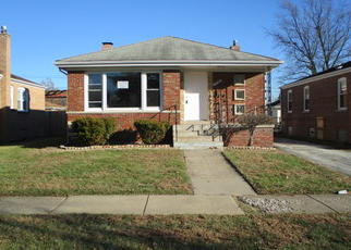 Foreclosed Home in Dolton 60419 DREXEL AVE - Property ID: 4334527631