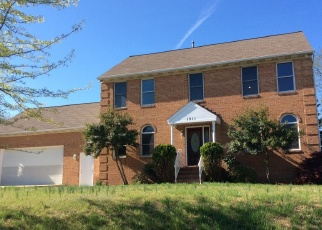 Foreclosed Home in Hanover 21076 CAMERON RIDGE RD - Property ID: 4334881518