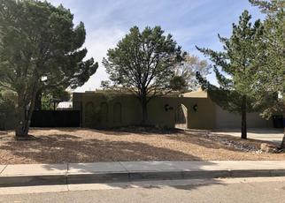Foreclosed Home in Albuquerque 87111 CASA BONITA DR NE - Property ID: 4335005463