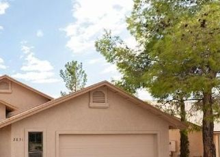 Foreclosed Home in Tucson 85742 W WOODVIEW CREST DR - Property ID: 4335007654