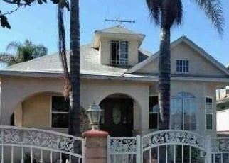 Foreclosed Home in Los Angeles 90011 TRINITY ST - Property ID: 4335242399