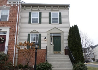 Foreclosed Home in Leesburg 20176 LEGRACE TER NE - Property ID: 4335273948