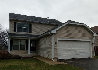Foreclosed Home in Oswego 60543 GRAPE VINE TRL - Property ID: 4335420663