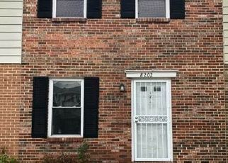 Foreclosed Home in Severn 21144 TOMLINSON CT - Property ID: 4335582716