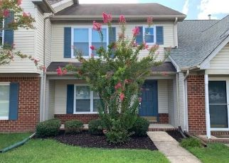 Foreclosed Home in Chesapeake 23322 SENDERO CT - Property ID: 4335938340